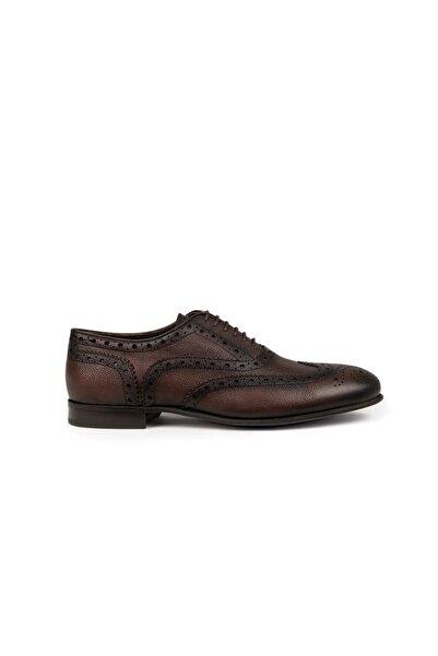 Avva Erkek Kahve Klasik Ayakkabı A91y8030