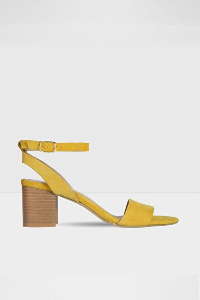 Aldo Doreclya-tr - Sarı Kadın Topuklu Sandalet