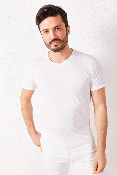 Zafoni V Yaka Bay T-shirt