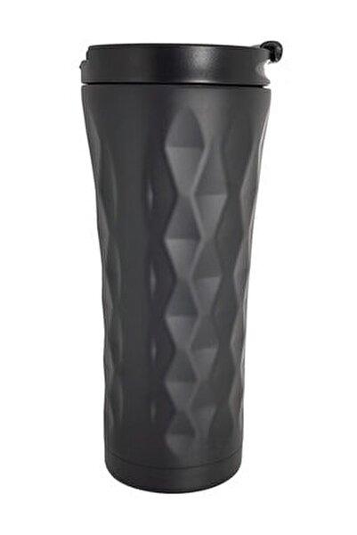Komple 304 L Çelik Siyah 6 Oz 500 ml Kahve Termos Mug Cin228sy