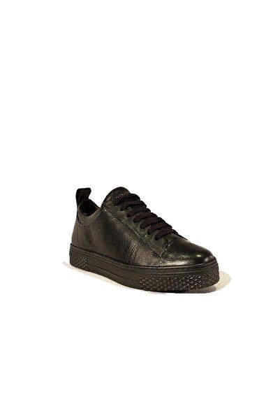Nursace Hakiki Deri Sneaker Nsc19y-a55766k