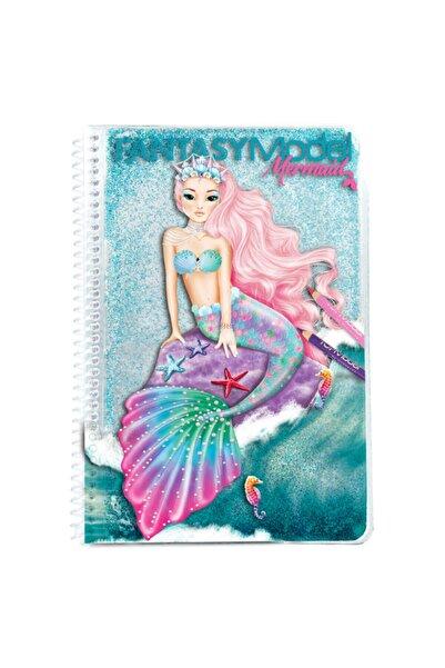 Top Model Topmodel Fantasy Boyama Kitabı