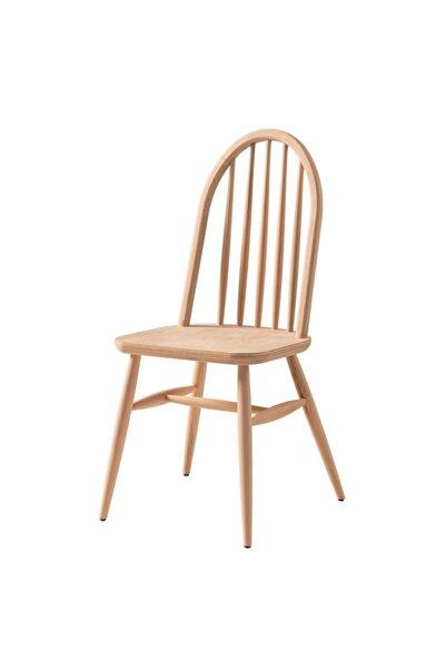 Bendegan Ada Sandalye Cilasız Ahşap