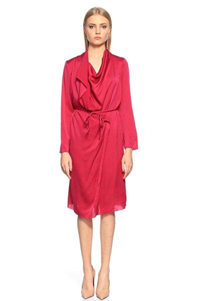 Lanvin Kruvaze Yaka Elbise