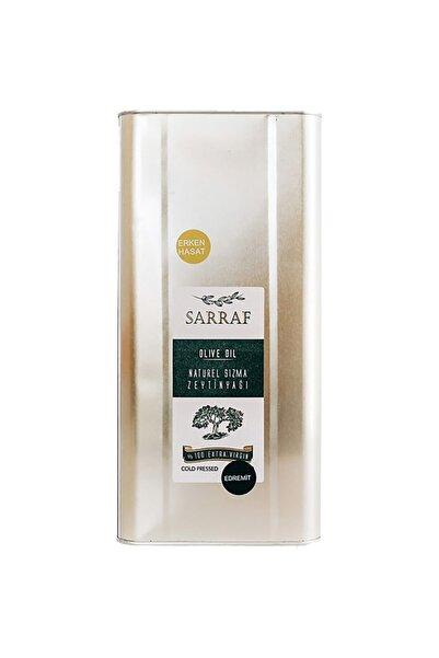 Sarraf Olive Oil Sarraf Erken Hasat Soğuk Sıkım Naturel Sızma Zeytinyağı 5lt
