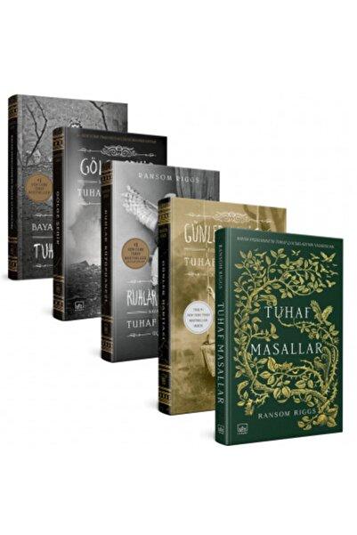 İthaki Yayınları Bayan Peregrine'in Tuhaf Çocukları 5 Kitap Takım