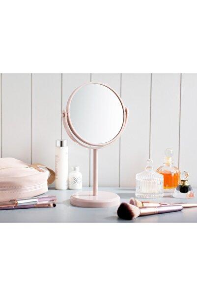 Madame Coco Nera Çift Taraflı Masa Aynası - Pudra
