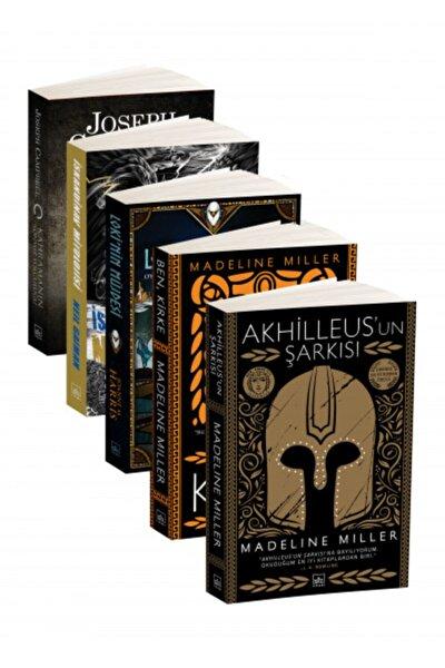 İthaki Yayınları Mitoloji Seti 5 Kitap Takım