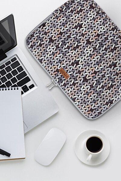 HAMUR Easy Case 14 Inç Laptop Çantası Notebook Kılıfı Wool New