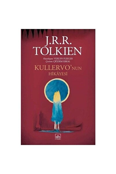 İthaki Yayınları Kullervo'nun Hikayesi J. R. R. Tolkien