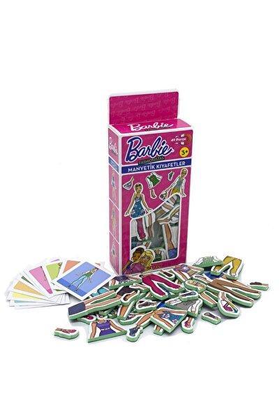 DIY Toys Barbie Magnetiq Kıyafet Giydirme Magnet 2007