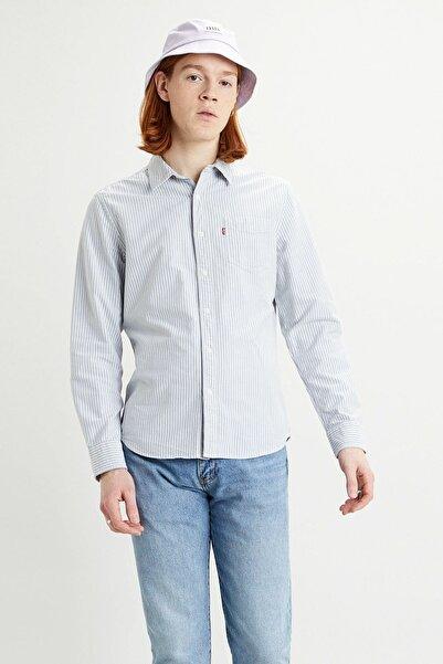 Levi's Erkek Beyaz Gömlek 85746-0015