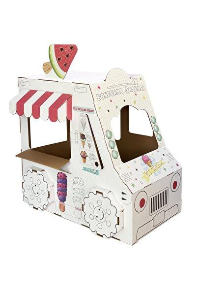 Prigo Dijital Çözüm Merkezi Prigo Dondurma Arabası Oyun Ve Boyama Evi