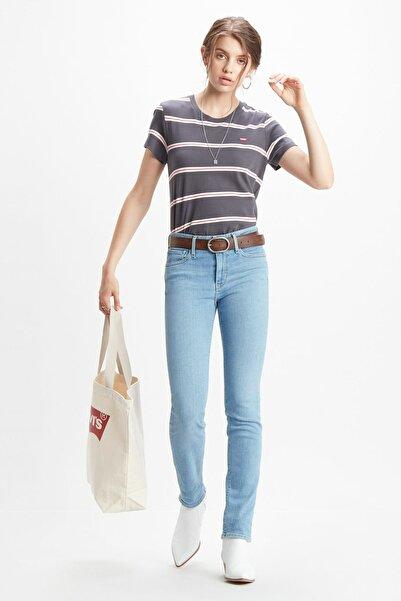 Levi's 712 Slim Fit Kadın Jean Pantolon - San Francisco Fog