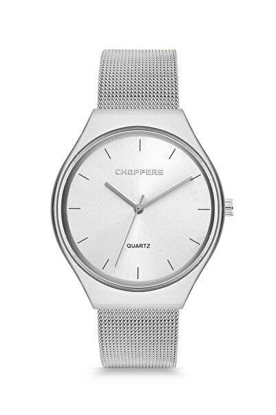 Choppers Kadın Gümüş Kol Saati Hbg17034a