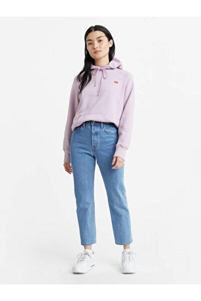 Levi's Kadın Mavi Yüksel Bel Jeans