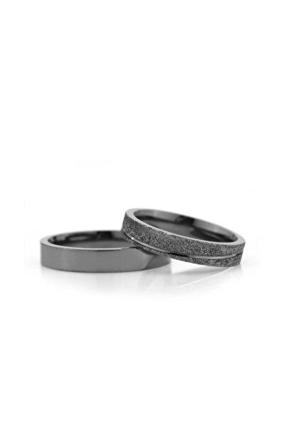 Gümüşcüm Kadın  Gümüş Alyans Söz Yüzüğü
