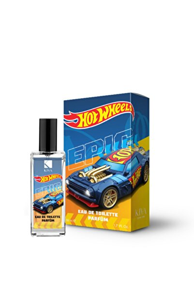 Hotwhells Mattel Hotwheels Natural Çocuk Parfümü 50ml Edt