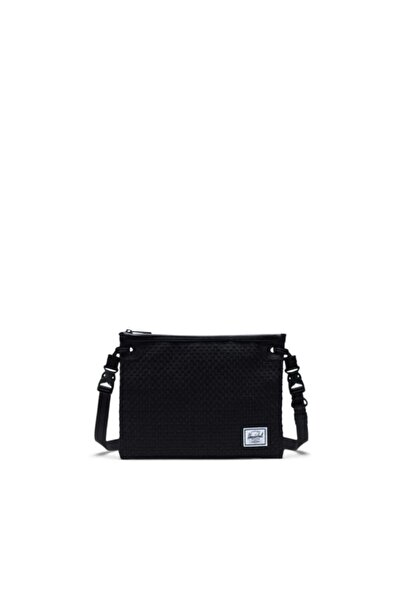 Herschel Supply Co. Herschel Omuz Çantası Alder Woven Black Omuz Çantası