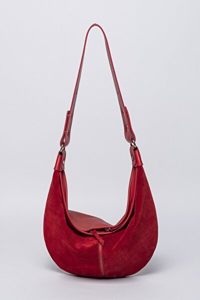 Jacquline Kadın Kırmızı Aeson Body Bag