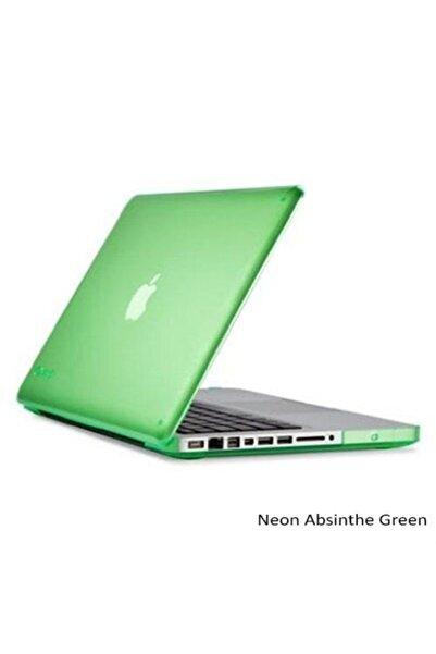 Speck Smartshell Macbook Pro 13'' Koruma Kılıf - Neon Absinthe Green