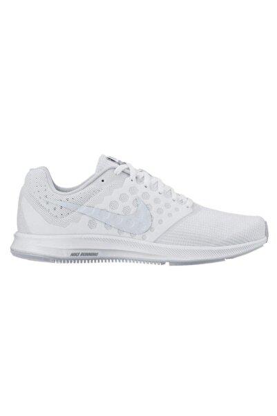 Nike Kadın Beyaz Downshifter 7 852466-100 Spor Ayakkabı