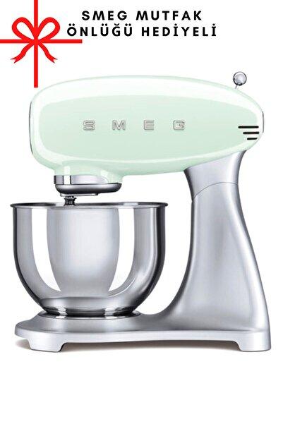 SMEG Smf01pgeu Pastel Yeşil Stand Mikseri