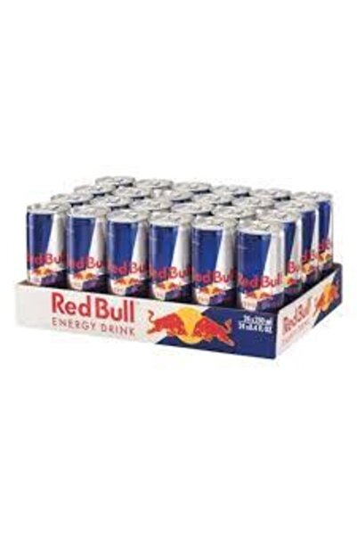Red Bull Redbul Enerji Içecegi 330ml 24'lü
