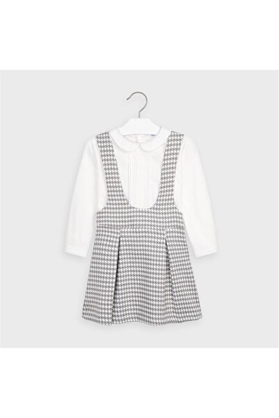 MAYORAL Kadın  Gri Set Elbise