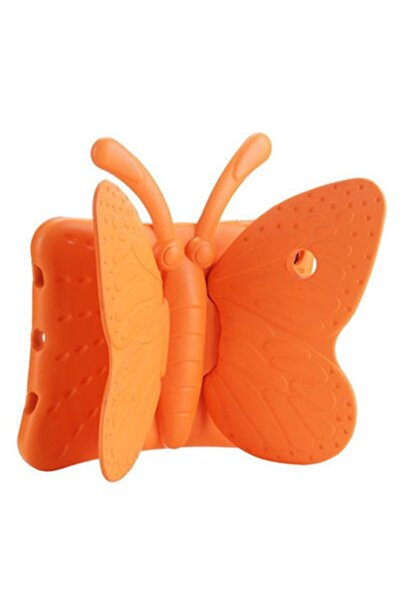zore Apple Ipad 9.7 2018 Butterfly Standlı Tablet Kılıf