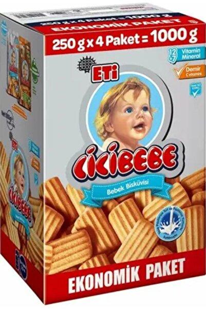 Eti Cicibebe Bebek Bisküvisi 1000 Gr. (ekonomik Paket)