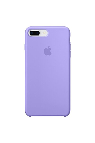 LuffyCase Iphone 7/8 Plus Uyumlu Lila Silikon Kılıf