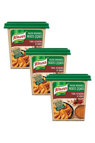 Knorr Kajun Patates Çeşnisi 120 gr X 3 Adet