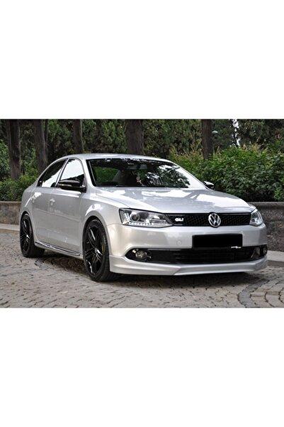 Volkswagen Jetta Ön Tampon Eki Makyajsız Plastik 2010-2014