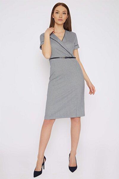 Chima Kemerli Elbise