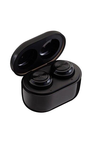 MF PRODUCT Kulak İçi Siyah Kablosuz Bluetooth Tws Kulaklık 0463