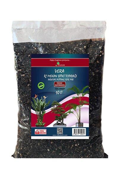 MF Botanik Vera Iç Mekan Bitki Toprağı 10 Litre Iç Mekan Çiçek Toprağı Toprak Harcı