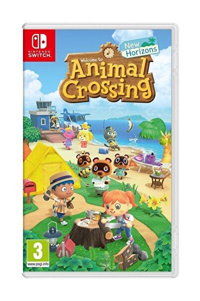 Nintendo Animal Crossing New Horizons Switch Oyun