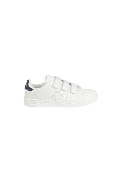 Kappa Kadın Beyaz Sneaker 242303-1067