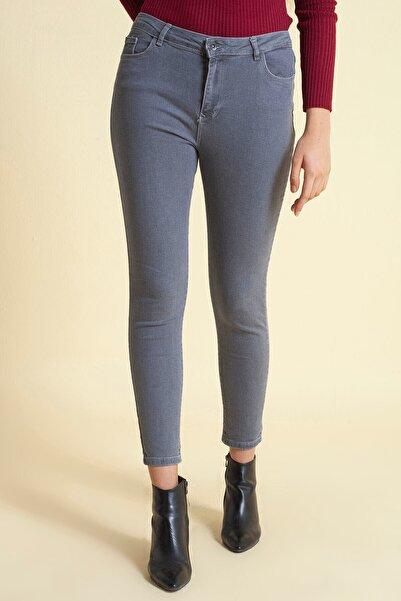 Fashion Friends Skinny Fit Jean Pantolon Gri