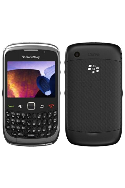 BlackBerry 9300 Curve Orginal Btk Kayıtlı Cihazlar...