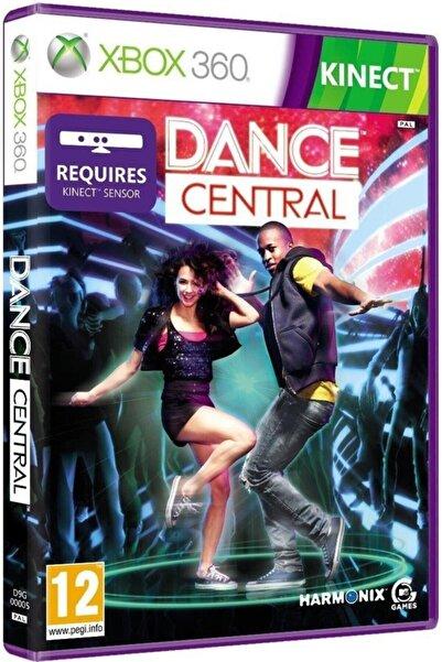 cesmetek Ubisoft Xbox 360 Kınect Dance Central