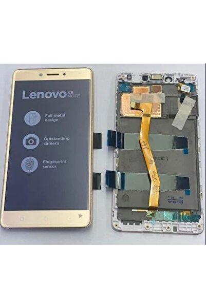 LENOVO K6 Note Lcd Servıs Full
