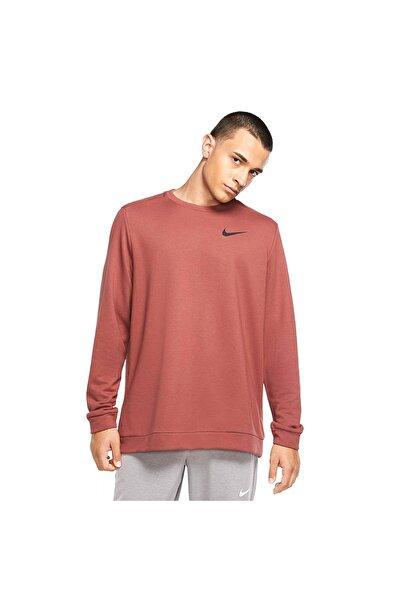 Nike Cu6795-652 Dry Fleece Crew Uzun Kollu Üst