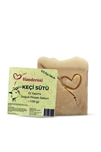 Doğal El Yapımı Keçi Sütü Sabunu -yenileyici Ve Nemlendirici Yüz Sabunu