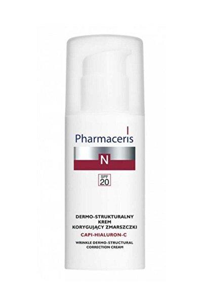 Pharmaceris N Capi Hialuron-c Wrinkle Correction Cream Spf 20 Çizgi Açıcı Krem 50 ml