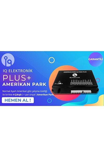 iq elektronik Amerikan Park Iq Pwm Plus Yan Sinyal Çıkış Özelliği 1yıl Garantili!