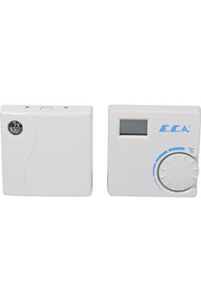 Eca Kablosuz Oda Termostatı Ert-176 Rf