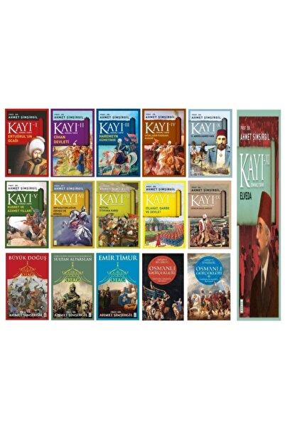Timaş Yayınları Ahmet Şimşirgil Osmanlı Gerçekleri Kayı Otağ Seti 16 Kitap