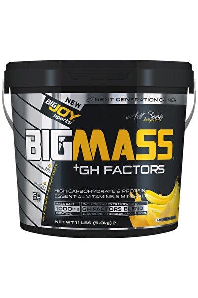 Big Joy Big Mass +gh Factors 5000 gr - Muz